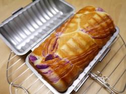 紫いもラウンドパン3