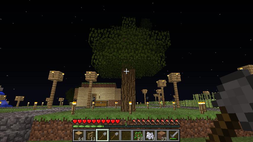 大木製作その4