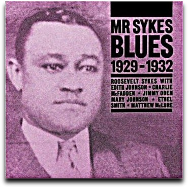 Mr Sykes Blues 1929 - 1932_1