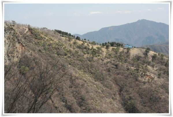 塔ノ岳・鍋割山