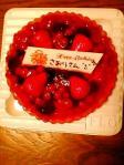 ケーキ赤2