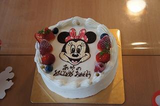 ミニーケーキ