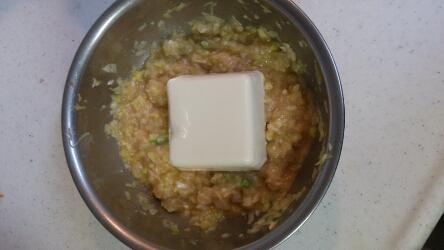 豆腐投入!