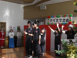 永寿荘クリスマス会 002