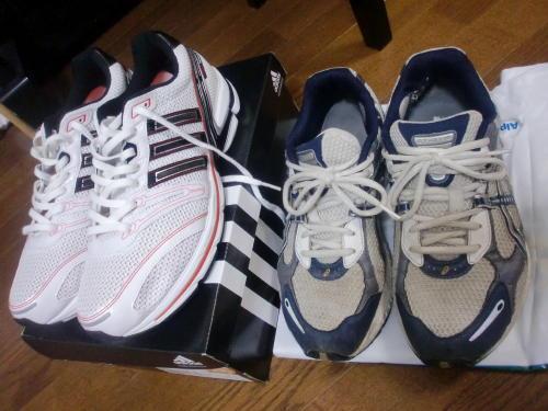 靴買っちゃった!