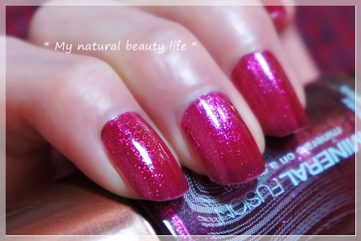 Mineral Fusion, Nail Lacquer, Berried Gem