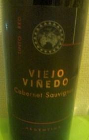 Viejo Viñedo Cabernet Sauvignon