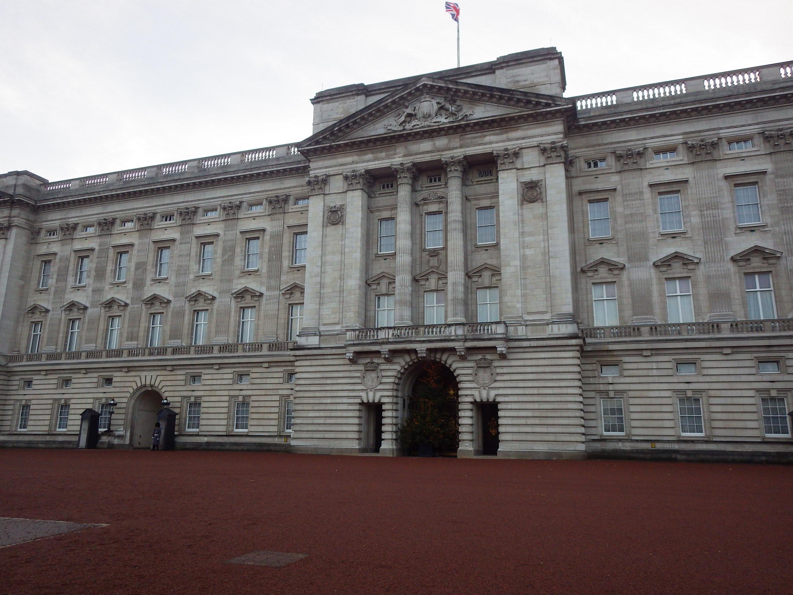 バッキンガム宮殿3