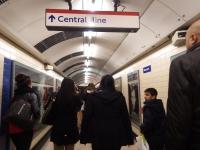 ロンドン電車4