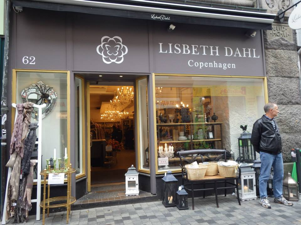 LISBETH DAHLコペンハーゲン