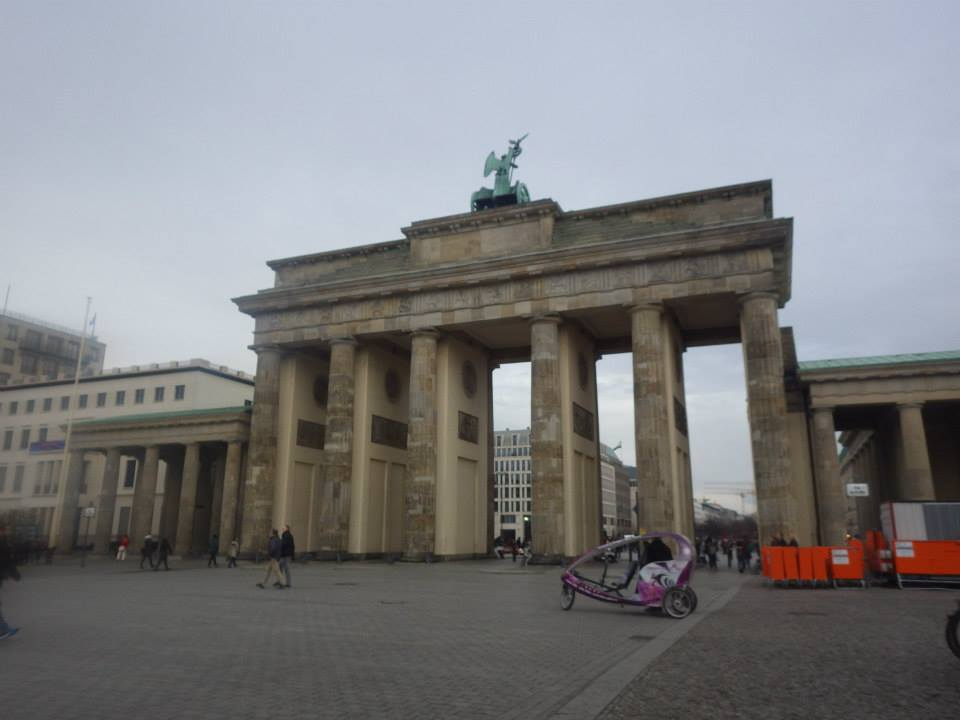 ベルリン門
