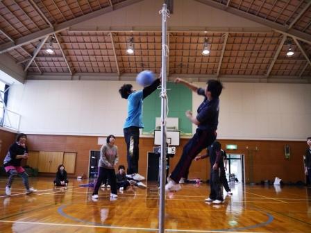 12月スポーツ交流会②