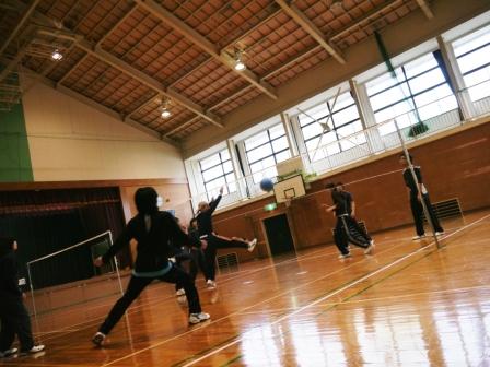 12月スポーツ交流会③