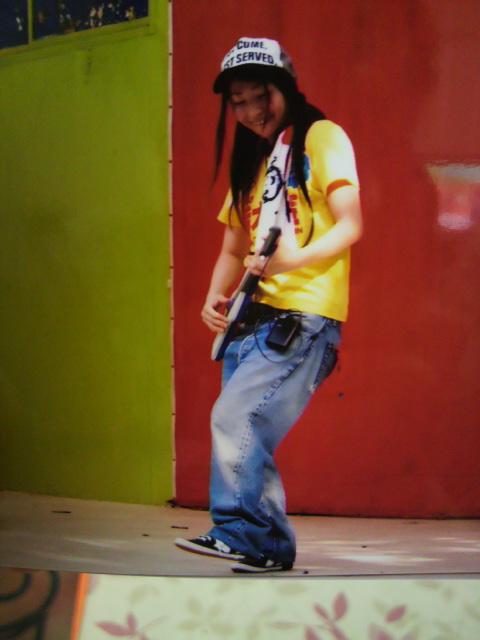 ギターこず