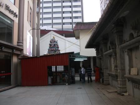 ヒンズー寺院1