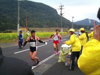 菜の花マラソン