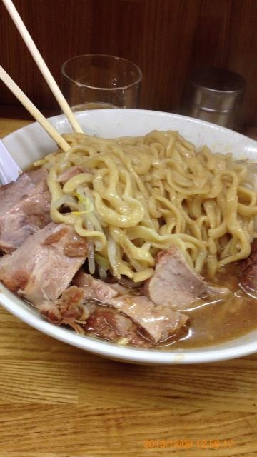 赤羽二郎麺