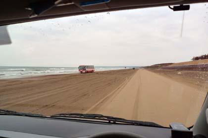 11千里浜バス