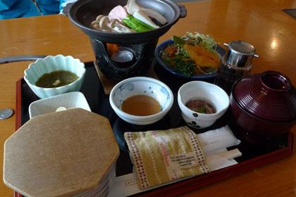 31輪島昼飯