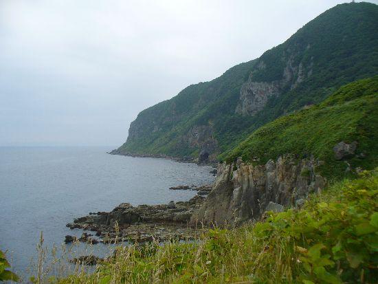 函館山の立待岬