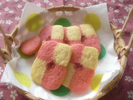 桜クッキー14