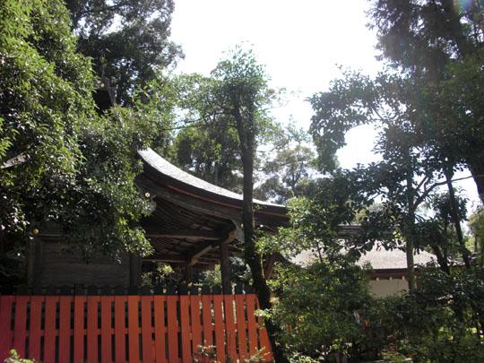 上賀茂-川尾神社11