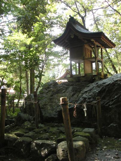 上賀茂-岩本神社11