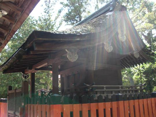 上賀茂-賀茂山口神社・奈良神社12