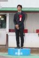 表彰式:吉岡厩務員 1_1