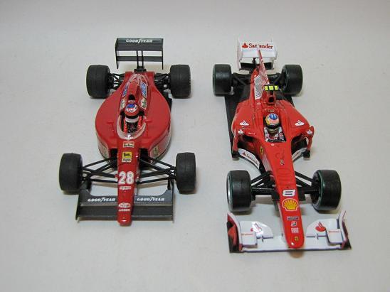 1991 フェラーリ 642 J.アレジ ...
