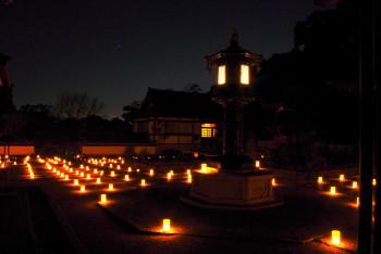 光の回廊岡寺1