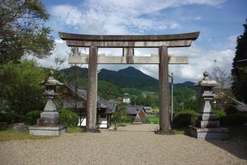 ヤタガラス神社1