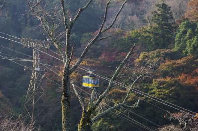 吉野山 ケーブル