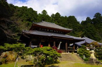 弘仁寺 本堂