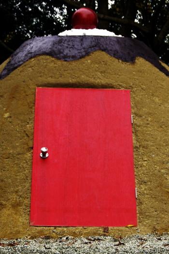 ぷりん ドア