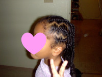 mya hair old 2