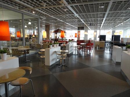 IKEA レストラン