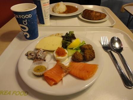 IKEA レストラン (1)