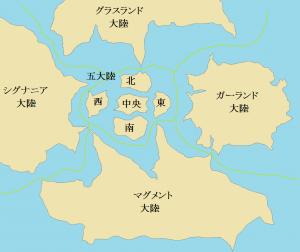 世界の白地図+国境