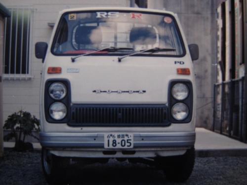 HONDA TN-7
