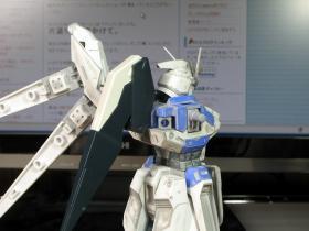 【HGUC】Hi-νZスタビレーター装着イメージ