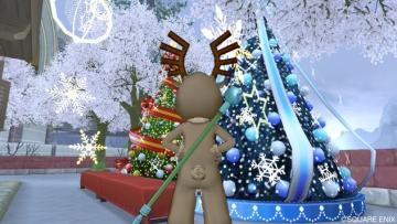 クリスマスな庭具2