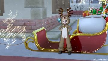 クリスマスな庭具3