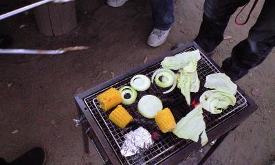 野菜もお肉もちゃんと焼いてるよ~\(^o^)/