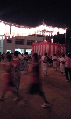 大阪の盆踊りはアツい!!!