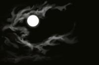 ググったお月様を見本にしました(だらしねぇ)