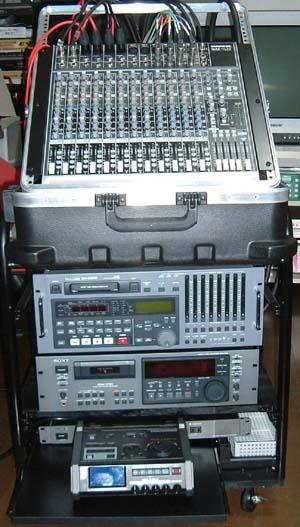 20130316収録機材セット1ブログ