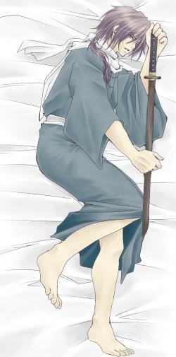 抱き枕風斎藤さん…