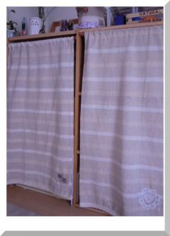 カラボ目隠しカーテン