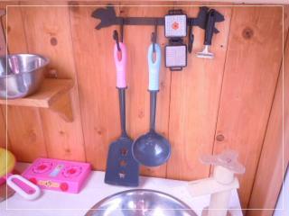 ままごとキッチンアイテム